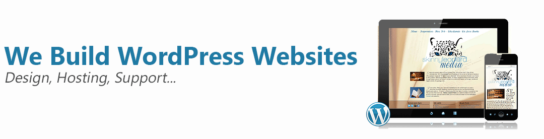 WordPress Website Hosting and Design